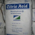 Acid Citric khan_Citric Anhydrous_Bột chanh_