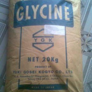 Glycine Chất điều vị - Phụ gia tạo ngọt