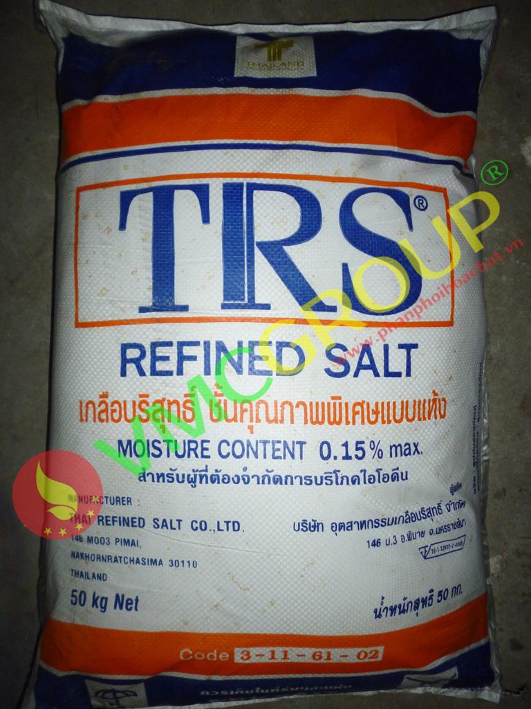 TRS Refined Salt Muối Thailan
