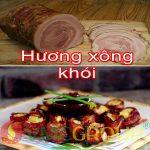 Huong xong khoi
