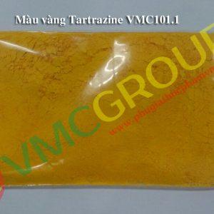 Mau vang tuoi Tartrazine VMC101