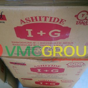 Thung chat dieu vi I+G Ashitide