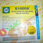 S1000A_Phụ gia tạo dai cho sản phẩm chế biến