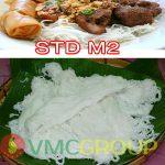STD M2 tao do dai va bong cho bun