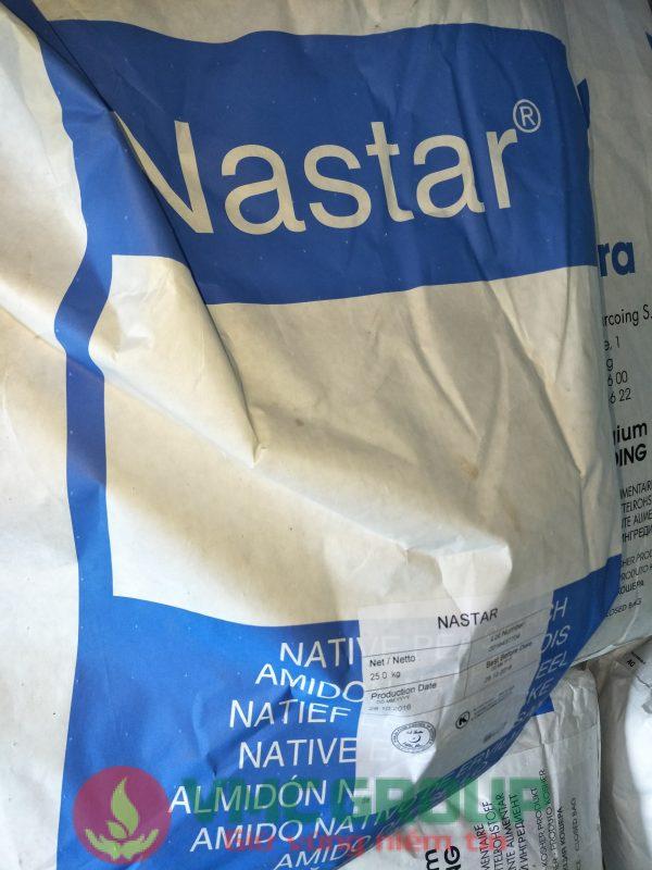 Tinh bột đậu hà lan Nastar