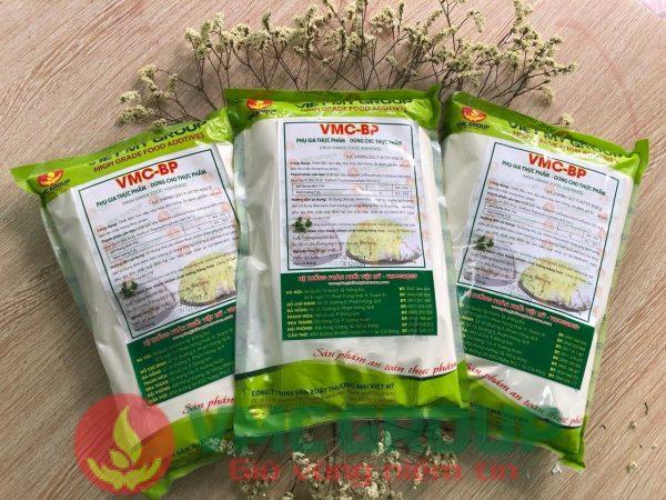 VMC-BP- CẢI THIỆN CẤU TRÚC SẢN PHẨM TỪ TINH BỘT, BÚN, MÌ, PHỞ