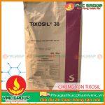 Silicone dioxide (E551) TIXOSIL 38 phụ gia chống đông vón