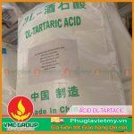 ACID DL-TARTARIC CHINA