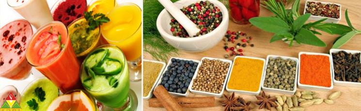 Một số công dụng của phụ gia thực phẩm