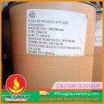 BÁN CALCIUM GLUCONATE C12H22CaO14 CHINA
